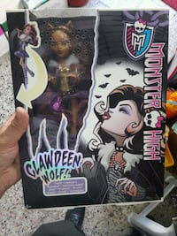 Monster High clawden wolf sesli  Istanbul