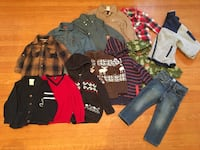 2T boys clothing lot Vancouver, V5V