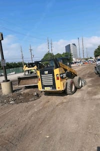 skidsteer work Houston