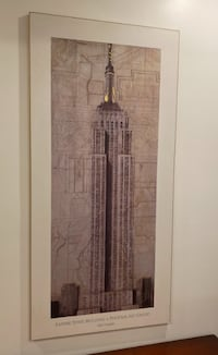 Empire State Building - Pheonix Art Group Print
