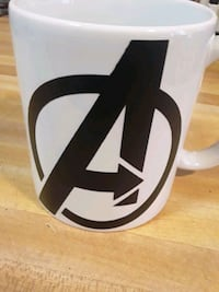 Custom decal mugs