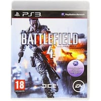 Battlefield 4 PlayStation 3 Ski, 1400