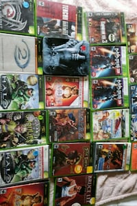 assorted Xbox 360 game  Bronx, 10459