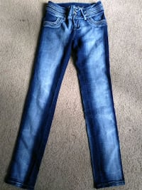 Jeans colonbian junior skinny size 5