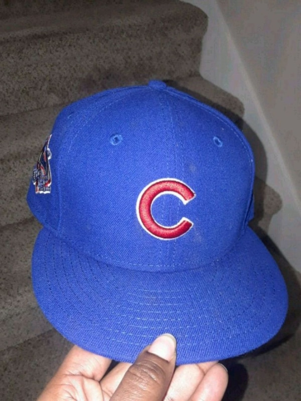 163d8d3d4af88 Used Chicago Cubs snapback for sale in Stone Mountain - letgo