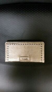 The Sak wallet, genuine leather  Toronto, M2M 3X4