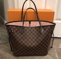 Louis Vuitton neverfull mm Los Angeles