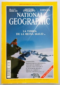 Revista: National Geographic (Febrero 1998) Barcelona