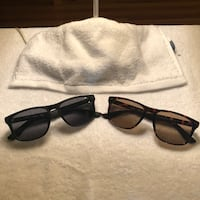 TWO Pairs of Timberland Sunglasses Vancouver, V6H 1K1