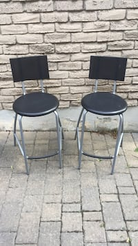 Counter height chairs  Markham, L3R 4Y2