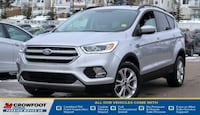 2017 Ford Escape SE CALGARY