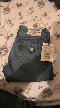 True Religion Jeans Men's Size 32 Brand New Barrie, L4M 3B3