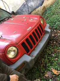 2004 Jeep Liberty parts for sale 235 mi