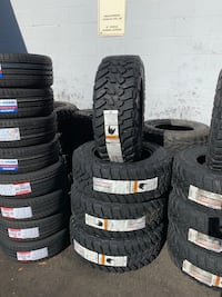 """35X12.50R20"""" TOYO OPEN COUNTRY MUD TIRES ON SALE  Danville, 94526"""