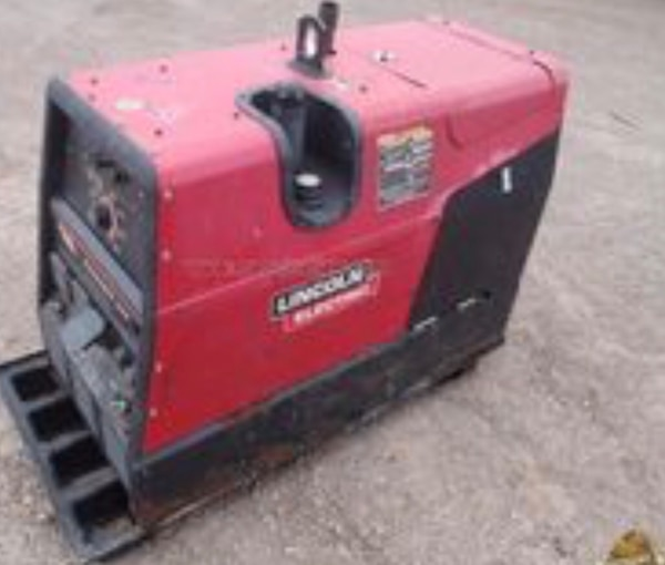 Lincoln Welders For Sale >> Used Lincoln Electric Ranger 250 Gxt Welder Generator Low Hours