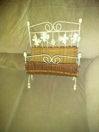 brown and white metal rack Palm Bay