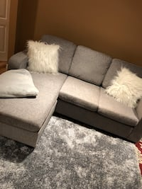**** BRAND NEW FABRIC SECTIONAL SOFA FREE DELIVERY **** Mississauga, L5N 7K2