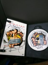 Autographed Jay and Silent Bob DVD Holbrook, 11741
