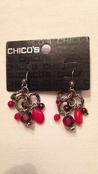 Chico's earrings brand new!