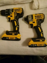 Dewalt cordless hand drill with battery charger Silver Spring, 20906