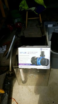Sump and 1900 to 2700 GPH DC submersible pump Port Jefferson Station, 11776