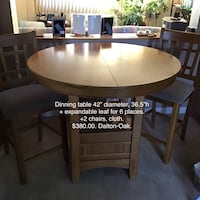 Dining table Pincourt, J7W 9P7