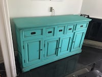 Hand painted chest of drawers Toronto, M3H 2C4