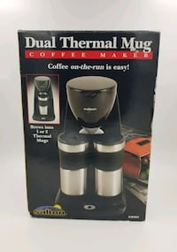 Dual thermal  mug Washington, 20003
