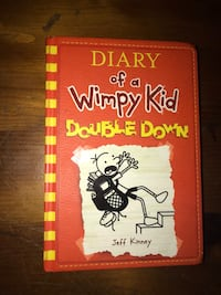 Diary Of The Wimpy Kid Double Down Book #11  Captain Cook, 96704