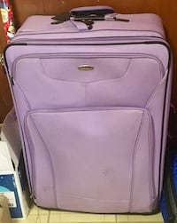 Palm Springs Purple Extra Large Suitcase Cullowhee, 28723
