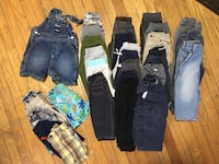 98 piece Boys clothes size 18m to 18-24m Windsor, N9A 2P9