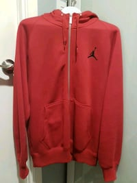 **MINT** Men's Red Jordan Sweater Size Small Toronto, M4L 3A4