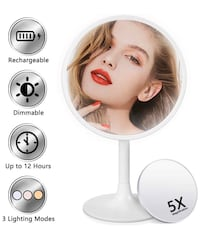 Brand new Lighted Makeup Mirror  Halethorpe, 21227