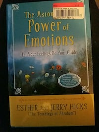 The Astonishing Power of Emotions by Esther and Jerry Hicks book Myersville, 21773