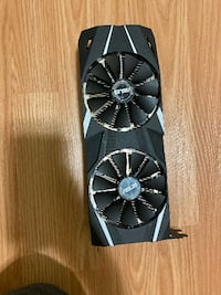 ASUS GeForce® RTX 2080 O8G Dual-Fan OC Edition GDDR6 Vancouver