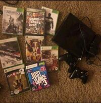 Xbox 360 games. Each $5, play system with controllers and all games $95 Woodbridge, 22191
