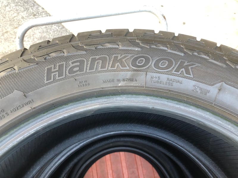 (4) Hankook Dynapro AT Tires 2d134b13-6026-4ec5-a8e3-918bb8e2855c