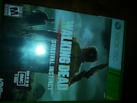 Walking dead survival instinct 360