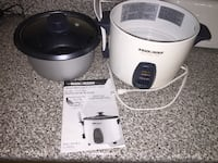 BLACK AND DECKER RICE COOKER - MODEL RC426C Toronto