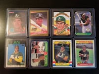 Mint Jose Canseco Rookie Lot - Free Shipping  Toronto, M6C 2L3