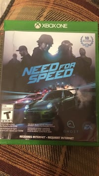 Xbox one need for speed Burlington town, 53105
