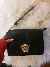 Versace leather bag brand new with tags Markham, L3R 3E2