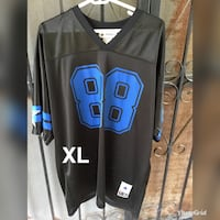 black and blue NFL jersey Brownsville, 78521