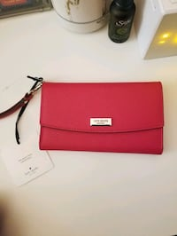 Authentic brand new with tag Kate Spade wallet Vancouver, V6G 1S4