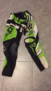 Fox MX pants . 3702 km