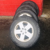 Jeep Rims Anchorage, 99508