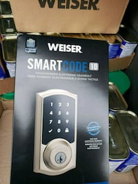 Brand new smart lock $250  Brampton, L6T 1N2