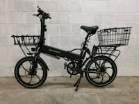 Joulvert Stealth Electric bike folding E-bike New York, 10035