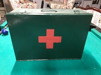 Vintage First Aid Kit Galloway, 08205