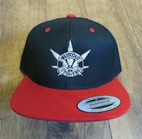 black and red snapback Dartmouth, B3B 1A1